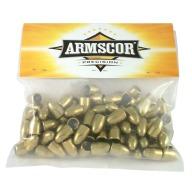 ARMSCOR BULLET 9MM ( 355) 115gr FMJ 100/BAG - Graf & Sons